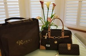 NWT Rioni purse and wallet bundle
